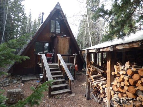 1 bed 1 bath Single Family at 47519 Peak To Peak Hwy Ward, CO, 80481 is for sale at 99k - 1 of 15