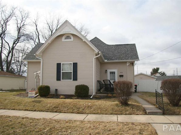 3 bed 1 bath Single Family at 504 E Adams St Morton, IL, 61550 is for sale at 135k - 1 of 36