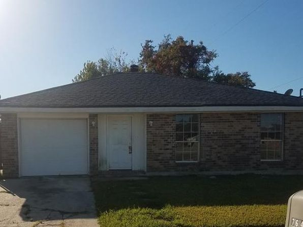 3 bed 2 bath Single Family at 7640 Trapier Ave New Orleans, LA, 70127 is for sale at 72k - 1 of 6