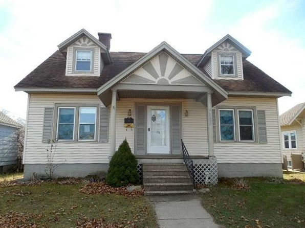 4 bed 2 bath Single Family at 1107 10th Ave S Escanaba, MI, 49829 is for sale at 75k - 1 of 8