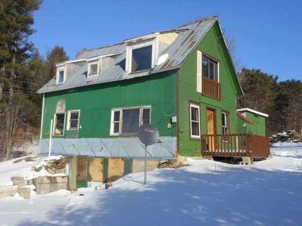 3 bed 2 bath Single Family at 89 Trombley Hill Rd Morrisville, VT, 05661 is for sale at 62k - 1 of 8