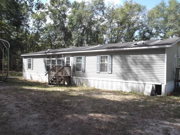 3 bed 2 bath Mobile / Manufactured at 2659 NW 65th Ave Bell, FL, 32619 is for sale at 85k - 1 of 25