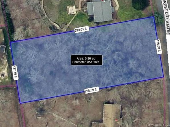 null bed null bath Vacant Land at 00 Wood Forest Dr Rock Hill, SC, 29732 is for sale at 45k - google static map