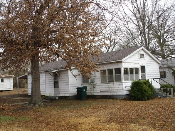 3 bed 1 bath Single Family at 279 W 4th St Booneville, AR, 72927 is for sale at 48k - 1 of 3