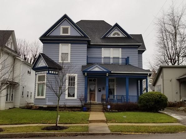 4 bed 2 bath Single Family at 135 N Main St Mechanicsburg, OH, 43044 is for sale at 150k - 1 of 24