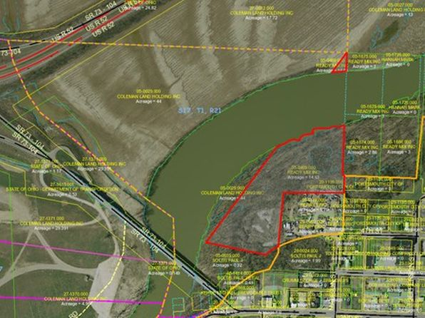 null bed null bath Vacant Land at 0 US Portsmouth, OH, 45662 is for sale at 65k - 1 of 2