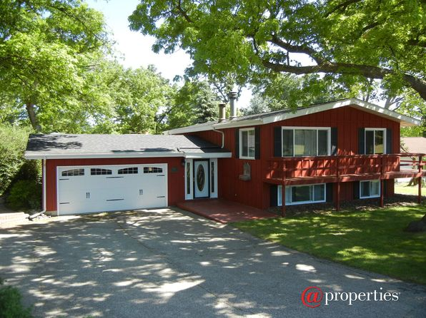 4 bed 2 bath Single Family at 5107 S Shore Dr Delavan, WI, 53115 is for sale at 200k - 1 of 21