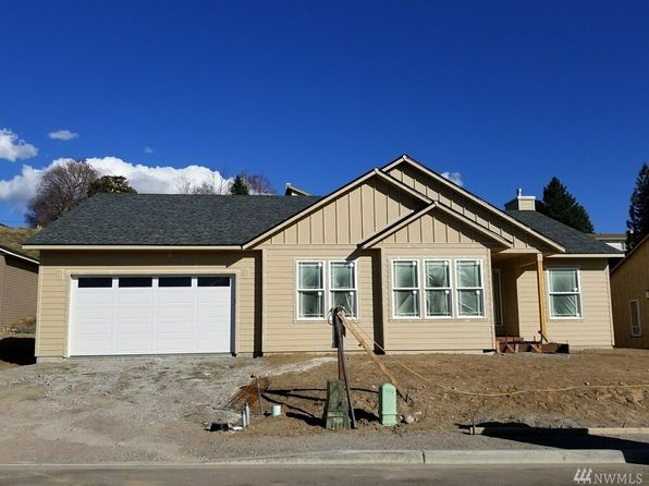 4 bed 2 bath Single Family at 3061 NW Delcon Dr East Wenatchee, WA, 98802 is for sale at 450k - google static map