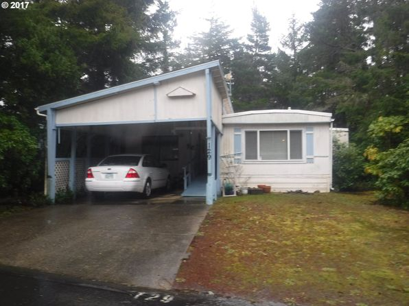 2 bed 2 bath Single Family at 1600 Rhododendron Dr Florence, OR, 97439 is for sale at 64k - 1 of 21