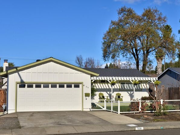 3 bed 2 bath Single Family at 319 Fuchsia Way Healdsburg, CA, 95448 is for sale at 648k - 1 of 17