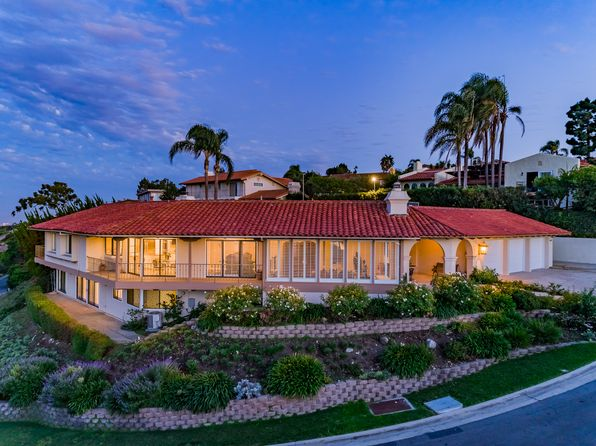 4 bed 4 bath Single Family at 6070 Woodfern Dr Rancho Palos Verdes, CA, 90275 is for sale at 2.40m - 1 of 32