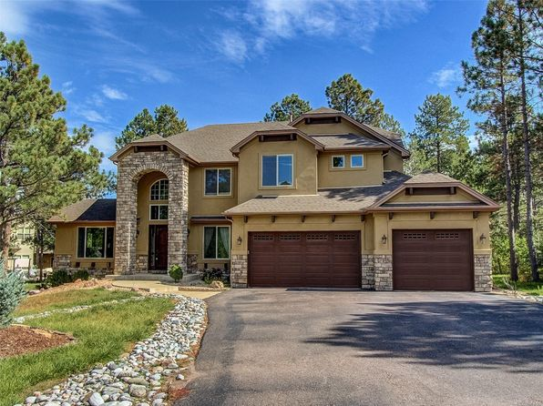 4 bed 4 bath Single Family at 7824 Taylor Cir Larkspur, CO, 80118 is for sale at 659k - 1 of 34