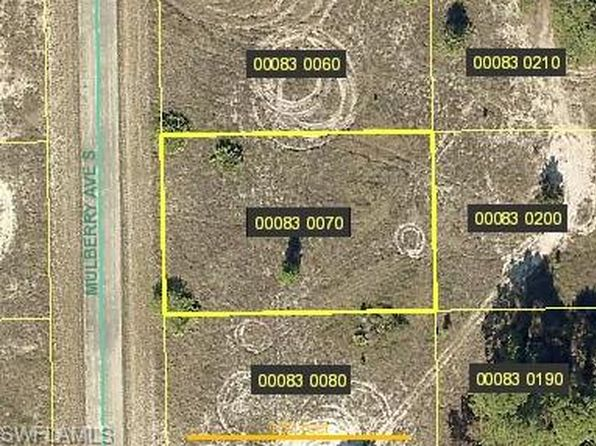 null bed null bath Vacant Land at 645 Mulberry S Ave Lehigh Acres, FL, 33974 is for sale at 5k - google static map