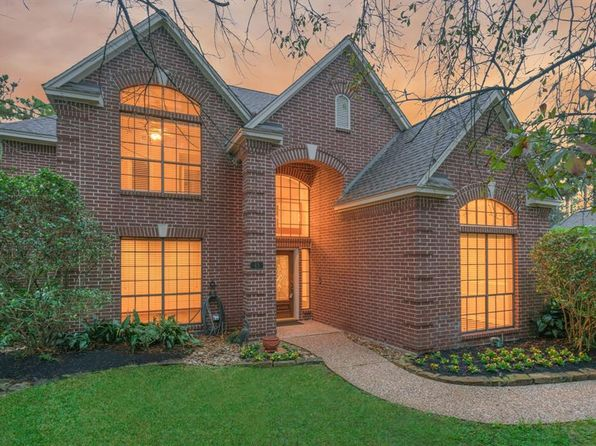 5 bed 4 bath Single Family at 43 GOLDEN SUNSET CIR SPRING, TX, 77381 is for sale at 640k - 1 of 37
