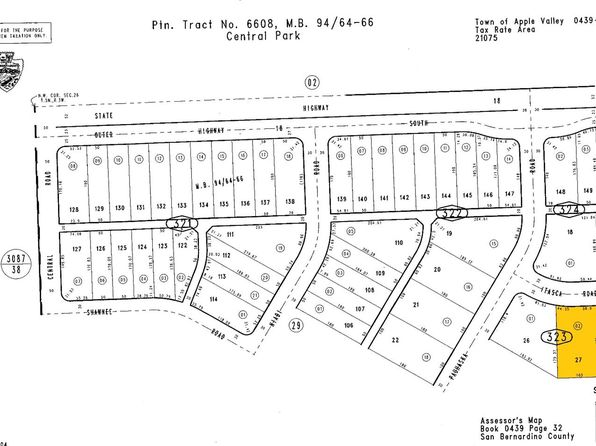null bed null bath Vacant Land at  Itasca Rd Apple Valley, CA, 92307 is for sale at 29k - google static map