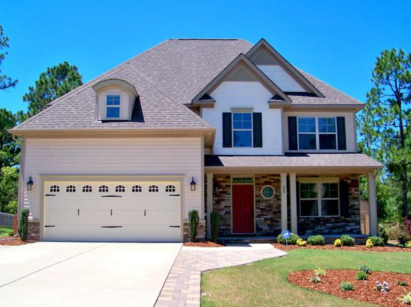 4 bed 3 bath Single Family at 22 Victoria Dr Whispering Pines, NC, 28327 is for sale at 325k - 1 of 42