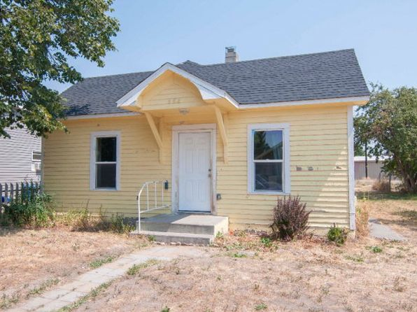 2 bed 1 bath Single Family at 356 W 1st St Ririe, ID, 83443 is for sale at 65k - 1 of 9