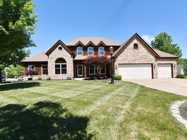 4 bed 4 bath Single Family at 502 Morning Oaks Ct Ellisville, MO, 63021 is for sale at 375k - 1 of 55