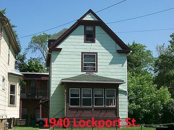 4 bed 1 bath Single Family at 1940 LOCKPORT ST NIAGARA FALLS, NY, 14305 is for sale at 109k - google static map