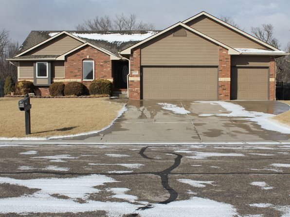 5 bed 3 bath Single Family at 15602 E Woodcreek St Wichita, KS, 67230 is for sale at 240k - 1 of 17
