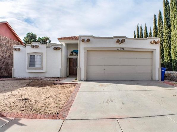 3 bed 2 bath Single Family at 11620 CABALLO LAKE DR EL PASO, TX, 79936 is for sale at 129k - 1 of 17