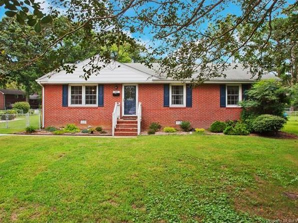 3 bed 2 bath Single Family at 344 Fir Ct Hampton, VA, 23666 is for sale at 190k - 1 of 23