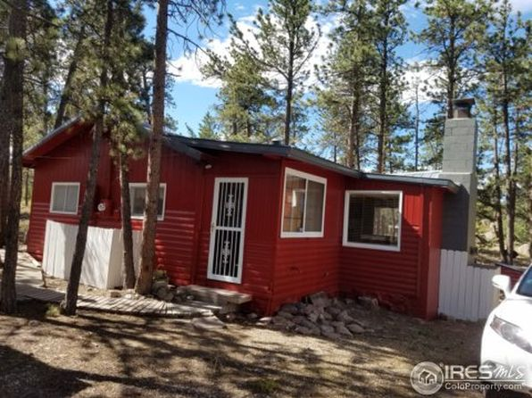 1 bed 1 bath Single Family at 620 LETITIA DR RED FEATHER LAKES, CO, 80545 is for sale at 165k - 1 of 10