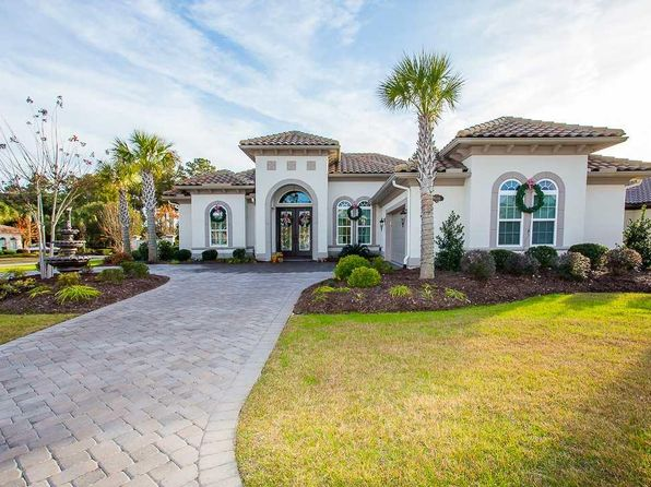 3 bed 2 bath Single Family at 9016 BELLA VERDE CT MYRTLE BEACH, SC, 29579 is for sale at 695k - 1 of 25