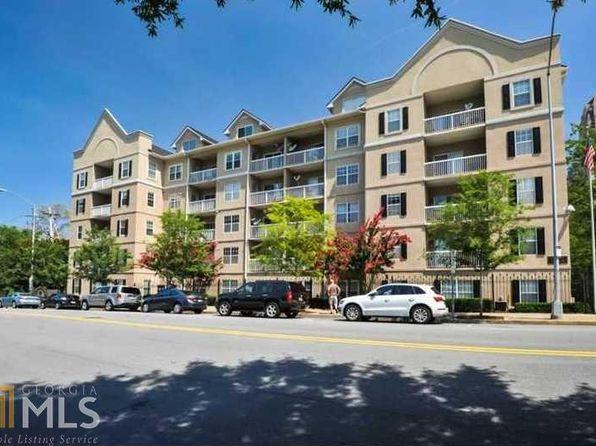 1 bed 1 bath Condo at 1075 Peachtree Walk NE Atlanta, GA, 30309 is for sale at 210k - 1 of 36