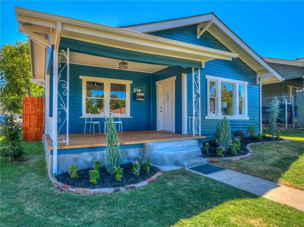 3 bed 2 bath Single Family at 214 NW 25th St Oklahoma City, OK, 73103 is for sale at 200k - 1 of 30