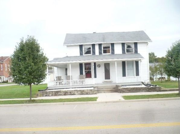 3 bed 1 bath Single Family at 9 N Main St Casstown, OH, 45312 is for sale at 95k - 1 of 9