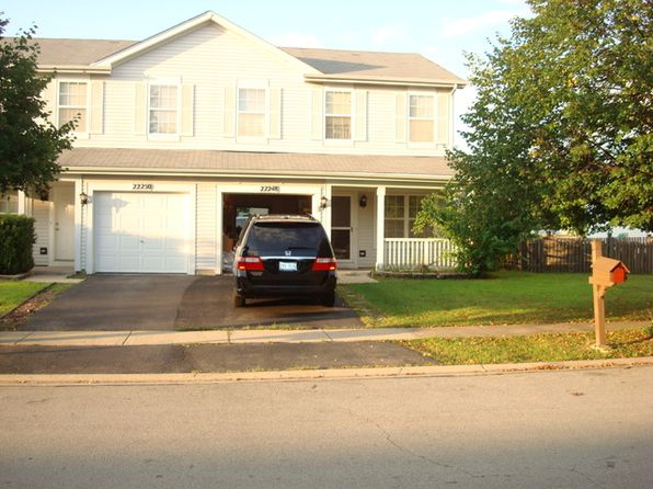 2 bed 3 bath Townhouse at 22248 W Niagara Trl Plainfield, IL, 60544 is for sale at 153k - 1 of 25