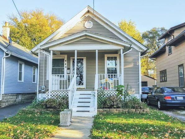 2 bed 2 bath Single Family at 440 Woodlawn Ave Aurora, IL, 60506 is for sale at 85k - 1 of 7