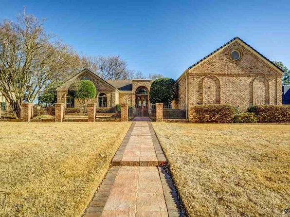 4 bed 3 bath Single Family at 1605 Woodlands Dr Tyler, TX, 75703 is for sale at 449k - 1 of 29