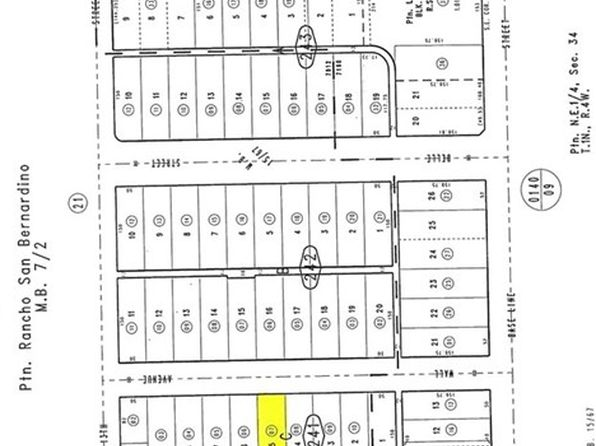 null bed null bath Vacant Land at 1256 Wall Ave San Bernardino, CA, 92404 is for sale at 54k - 1 of 3