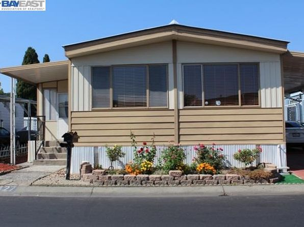 2 bed 2 bath Mobile / Manufactured at 1427 Almeria Dr Hayward, CA, 94544 is for sale at 139k - 1 of 17
