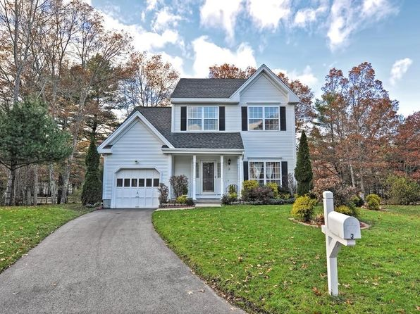 2 bed 3 bath Single Family at 3 Smith Ln Foxboro, MA, 02035 is for sale at 435k - 1 of 30
