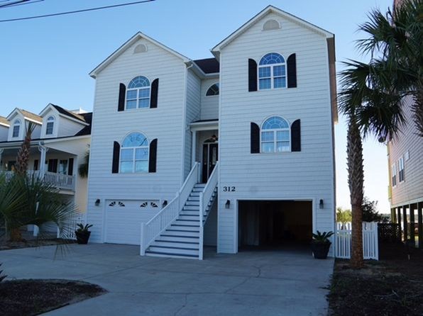 4 bed 5 bath Single Family at 312 Canal St North Myrtle Beach, SC, 29582 is for sale at 1.20m - 1 of 34