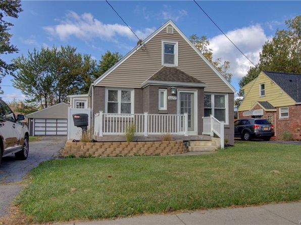 3 bed 1 bath Single Family at 4450 Union Rd Cheektowaga, NY, 14225 is for sale at 110k - 1 of 15