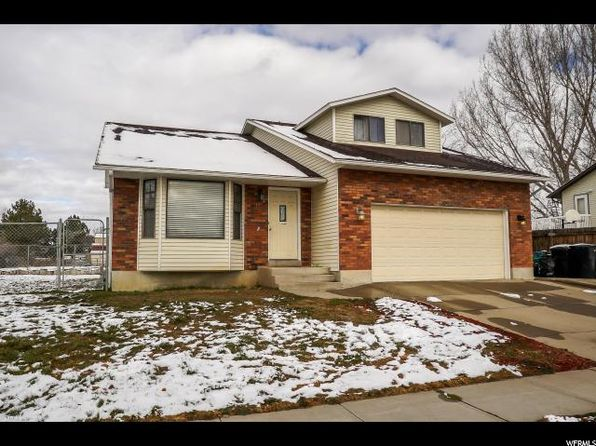 4 bed 2 bath Single Family at 1394 W 725 N Clinton, UT, 84015 is for sale at 239k - 1 of 26