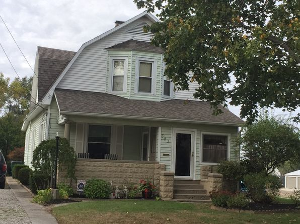 4 bed 2 bath Single Family at 353 Hamer St Clyde, OH, 43410 is for sale at 110k - 1 of 20