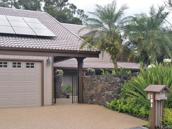 5 bed 4 bath Single Family at 181 Hakuone Pl Wahiawa, HI, 96786 is for sale at 953k - 1 of 25