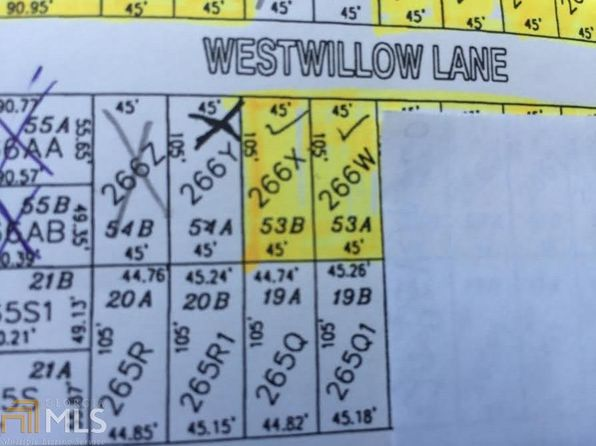 null bed null bath Vacant Land at 12 Westwillow Ln NW Rome, GA, 30165 is for sale at 13k - google static map