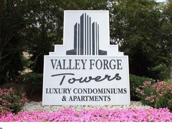 2 bed 2 bath Condo at 10415 Valley Forge Cir King of Prussia, PA, 19406 is for sale at 270k - 1 of 8