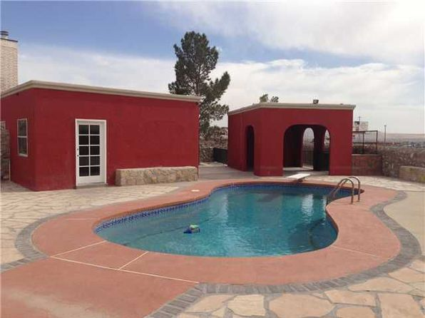 4 bed 4 bath Single Family at 7677 Le Conte Dr El Paso, TX, 79912 is for sale at 275k - google static map