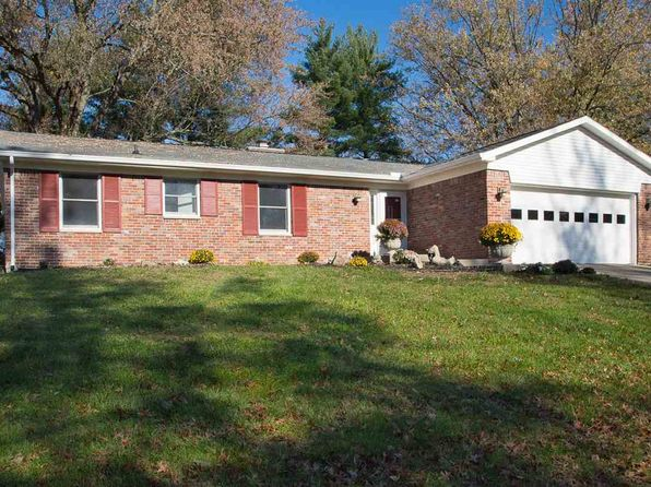 4 bed 3 bath Single Family at 4431 E Cambridge Ct Bloomington, IN, 47408 is for sale at 258k - 1 of 30