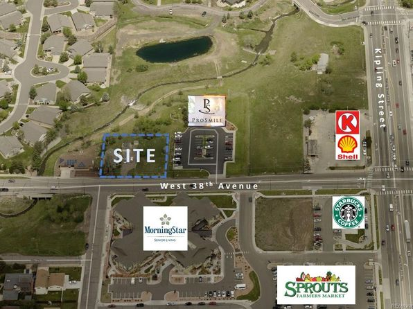 null bed null bath Vacant Land at 10191 W 38th Ave Wheat Ridge, CO, 80033 is for sale at 575k - 1 of 2