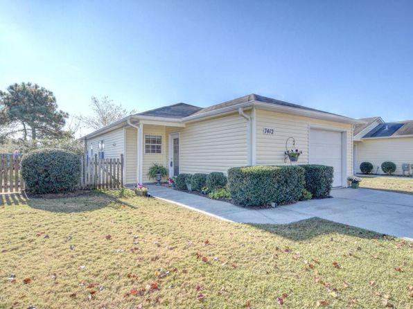 2 bed 2 bath Single Family at 7412 Ern Way Wilmington, NC, 28411 is for sale at 154k - 1 of 21