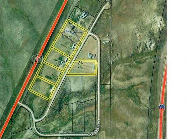 null bed null bath Vacant Land at BLOCK1 Tagtoe Kaycee, WY, 82639 is for sale at 135k - google static map