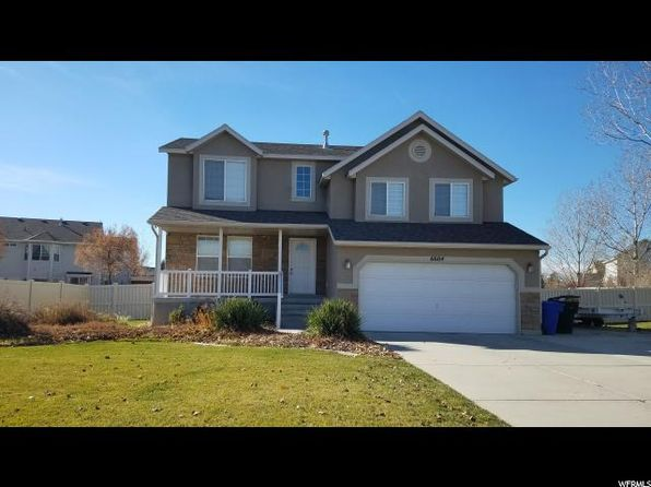 4 bed 2 bath Single Family at 6604 S Gold Medal W Dr West Jordan, UT, 84084 is for sale at 343k - 1 of 17